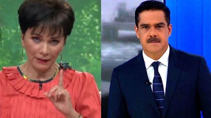 Tras 24 años en 'Hechos' y fracaso ante Televisa, Chapoy da duro 'golpe' a Javier Alatorre