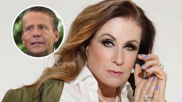 Laura Zapata da fuerte mensaje a Alfredo Adame tras enterarse de su ingreso a la política