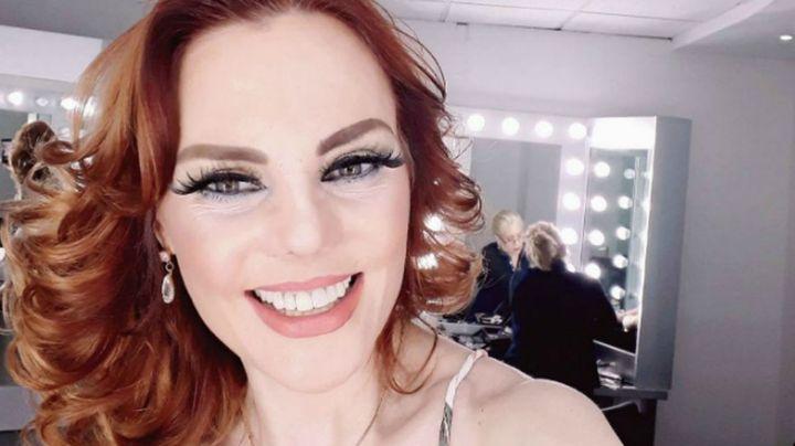 """""""Que digan lo que quieran"""": Carmen Campuzano responde a críticas por besarse con otra mujer"""