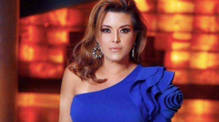 """¡Pleito en Telemundo! Alicia Machado 'estalla' en contra de Kimberly Flores: """"Da pena ajena"""""""