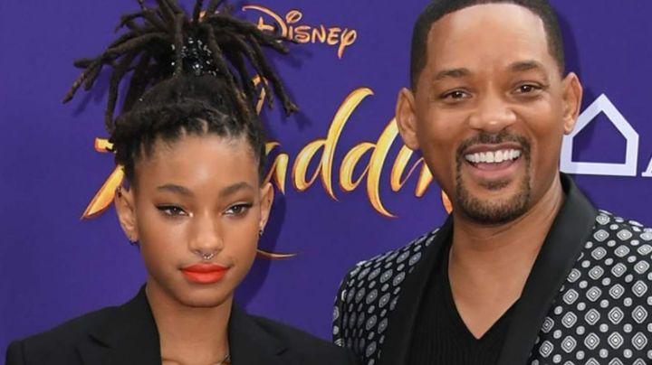 Willow Smith, hija del actor Will Smith, revela que sufre de ansiedad extrema