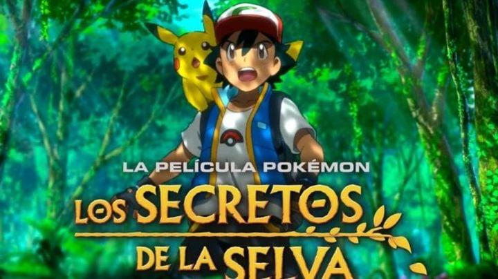 Película 'Pokémon: Los secretos de la selva' sorprende al revelar su nuevo trailer