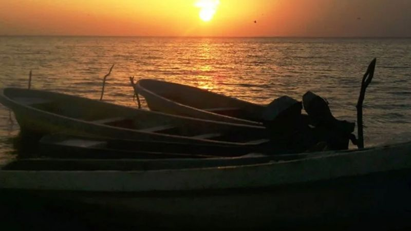 Reportan desaparición de dos jóvenes pescadores en Chiapas; inician labores de búsqueda