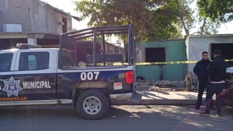 Encuentran cuerpo sin vida de un joven en vivienda invadida en Hermosillo