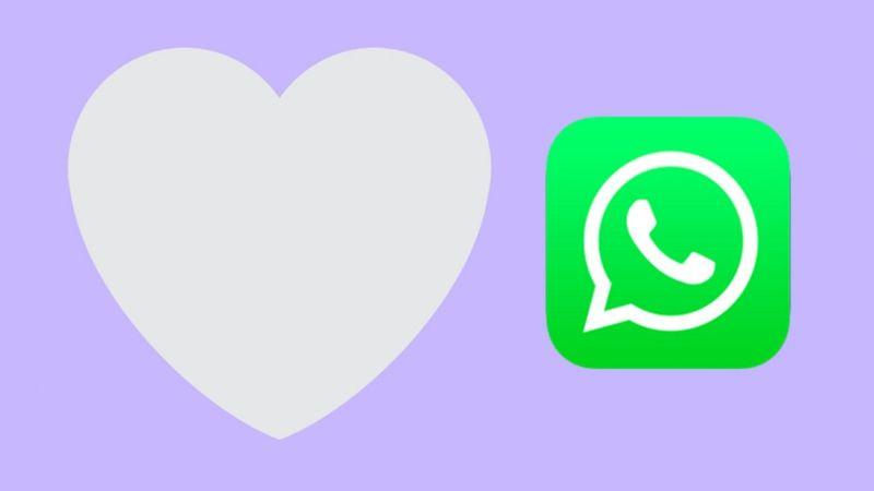 WhatsApp: El nuevo emoji de corazón blanco no tiene nada que ver con el amor