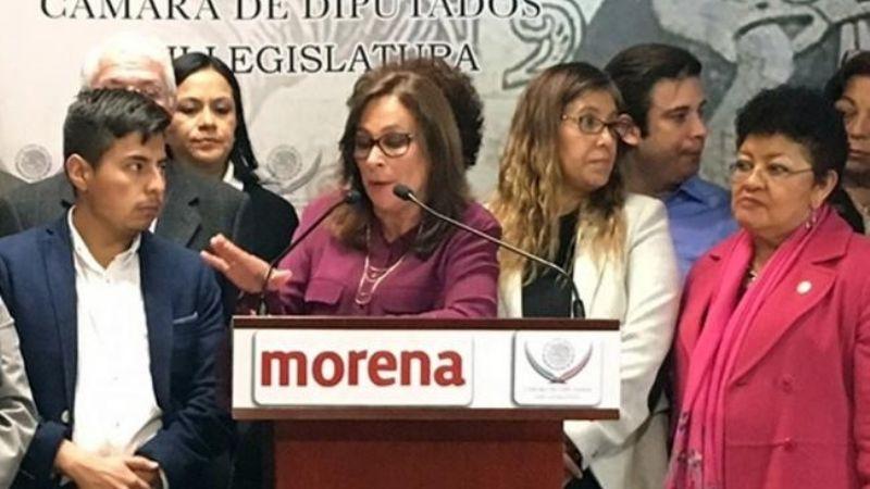 Mier Velasco: Morena confía en apoyo y prevé buenos resultados electorales