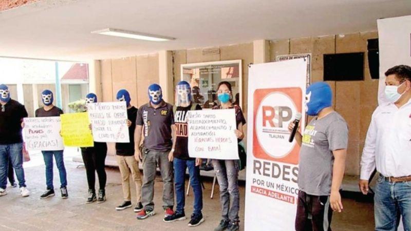 RSP hace campaña en hospital Covid-19 y entrega kits sanitizantes