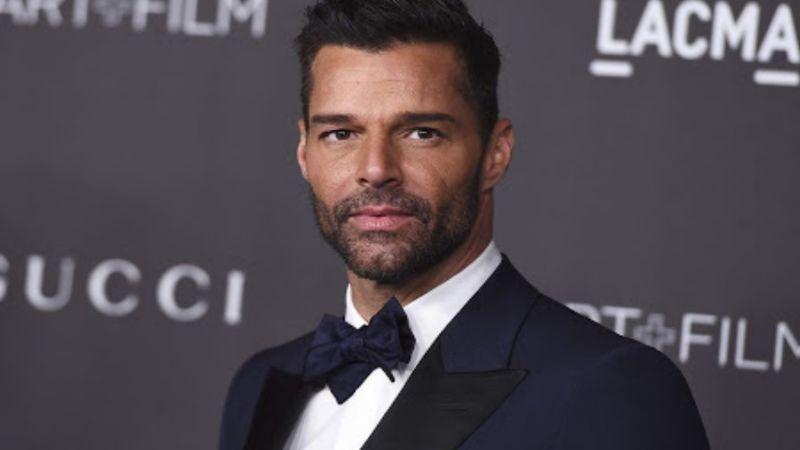 Ricky Martin revela detalles sobre su álbum 'Pausa' y afirma que es bastante importante para él