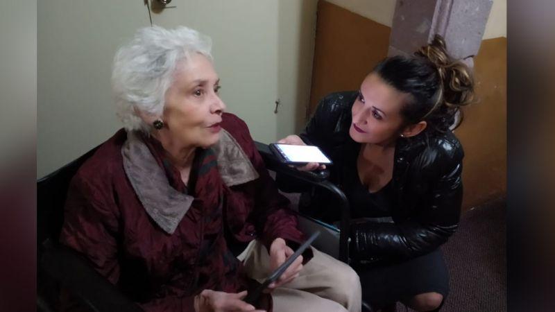 Diciembre 'golpea' a Televisa de nuevo: Fallece la actriz Martha Navarro a los 83