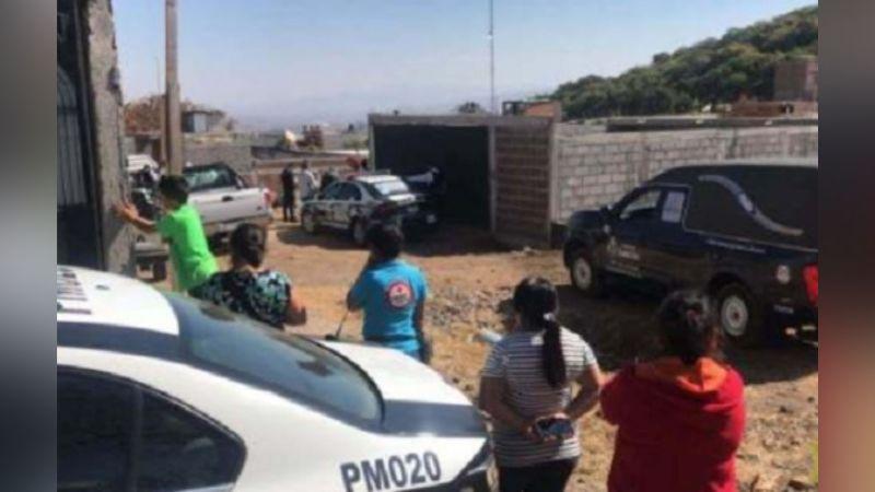 Encuentran cadáver en avanzado estado de descomposición dentro de un domicilio