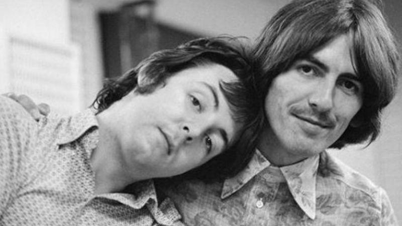 Paul McCartney asegura que habla con el espíritu de George Harrison a través de un árbol