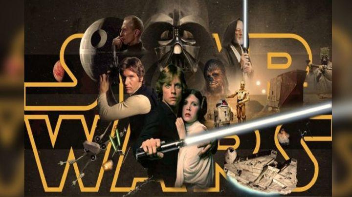 'Star Wars' lanza reto para este 31 de diciembre y así celebrar el Año Nuevo