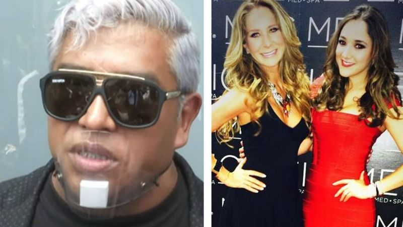 Jorge Clarividente denuncia nuevo ataque y culpa a Sherlyn y Geraldine Bazán
