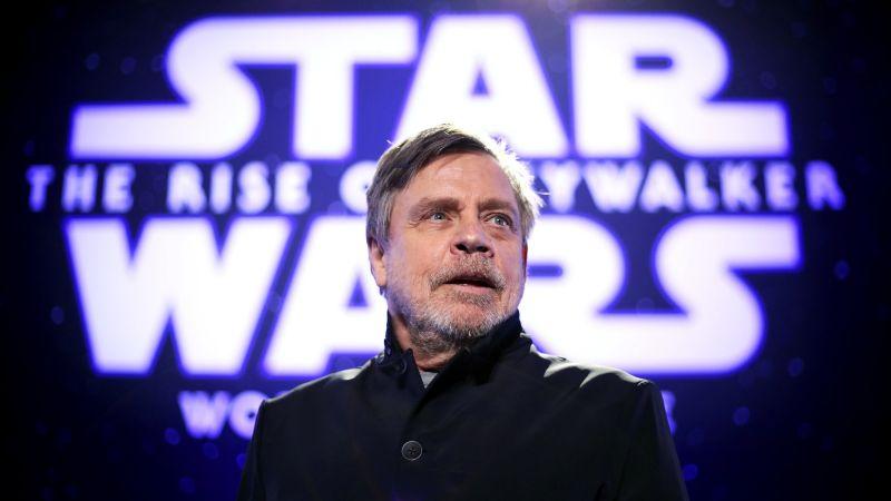 Mark Hamill habla sobre su participación como 'Luke Skywalker' en 'The Mandalorian'