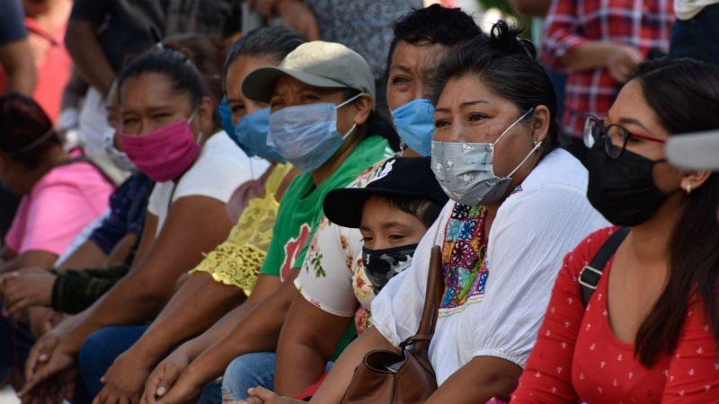 SSA: México rebasa los 124 mil decesos y reporta 4 mil 429 personas intubadas