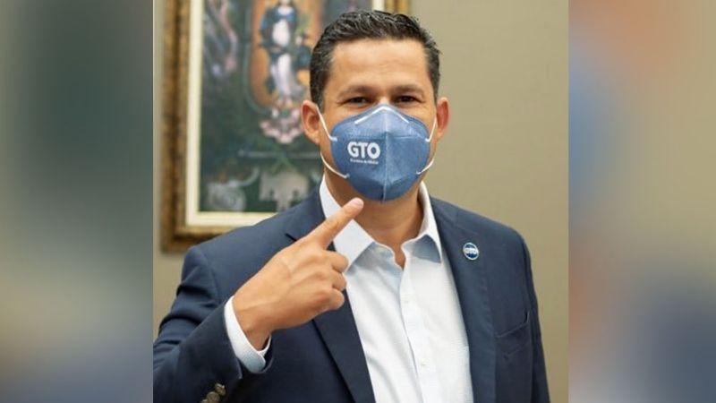 Diego Sinhue Rodríguez, gobernador de Guanajuato, sale del hospital tras ser internado por Covid-19