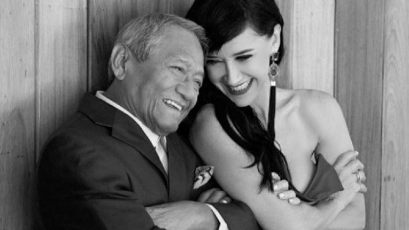 Susana Zabaleta comparte lo que mejor aprendió del fallecido cantante, Armando Manzanero