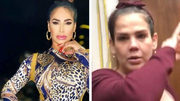 Niurka humilla a Lis Vega frente a la prensa y se burla de sus labios operados