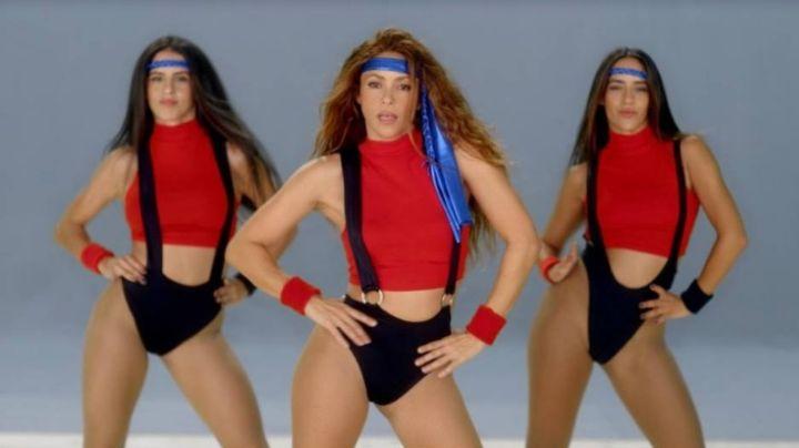 Shakira y el grupo Black Eyed Peas dan enorme sorpresa a sus fans y 'rompen' Internet