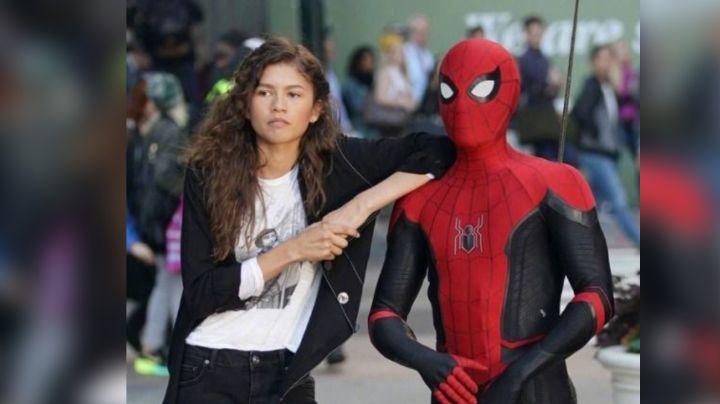Zendaya 'confirma' que Tobey Maguire y Andrew Garfield estarán en la película de 'Spiderman'