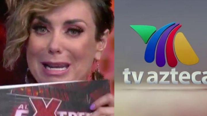 ¿Adiós TV Azteca? Carmen Muñoz abandona 'Al Extremo' y la destrozan en 'Venga la Alegría'