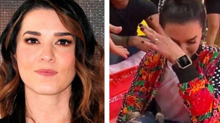 "Tras ser 'vetada' de TV Azteca, redes estallan en contra de Laura G; la llaman ""vendida"""