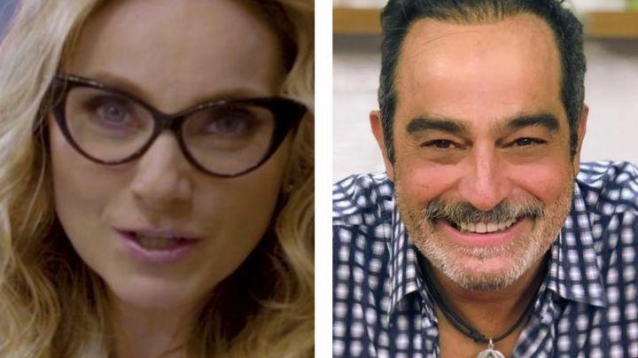 Destrozan a Elizabeth Álvarez en 'Hoy' y exigen que Omar Fierro regrese al programa
