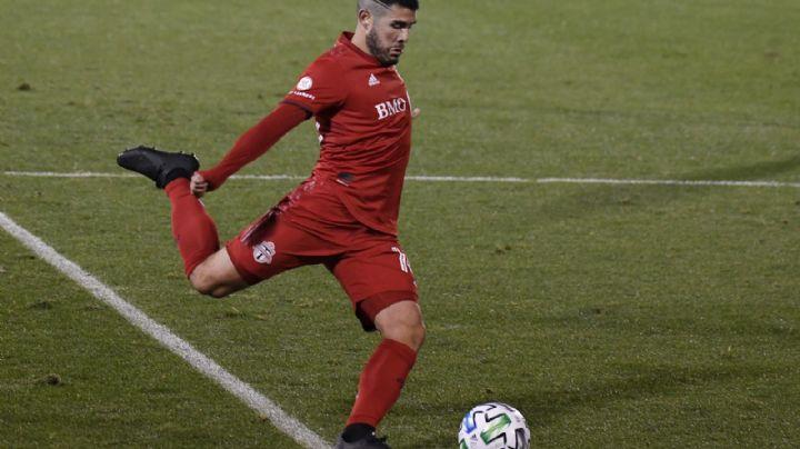 Alejandro Pozuelo es ganador del Jugador Más Valioso de la MLS en 2020
