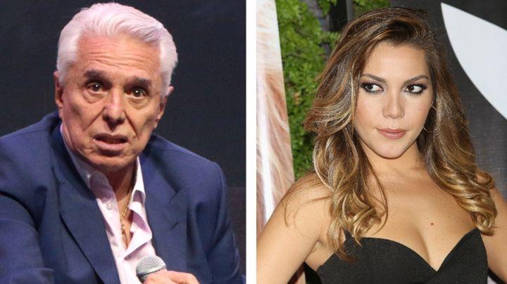 """Desprecia a su propia nieta: Enrique Guzmán afirma que Frida Sofía """"no canta"""""""