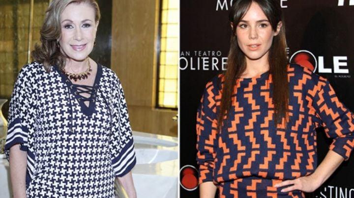"Laura Zapata arremete contra Camila Sodi por rechazo a la prensa: ""Pongan límites"""