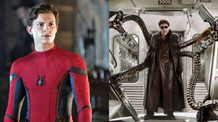 Alfred Molina repite su papel como 'Doctor Octopus' en 'SpiderMan 3' de Tom Holland