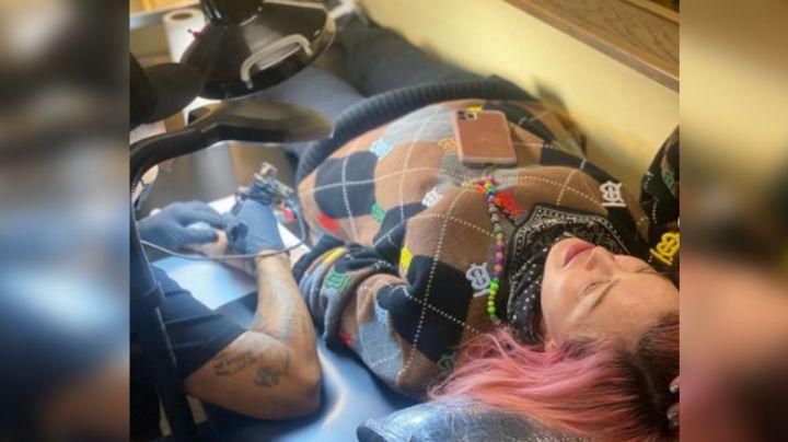A los 62 años, Madonna estrena su primer tatuaje y lo dedica a sus seis hijos