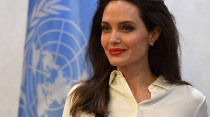 Angelina Jolie comparte un mensaje conmovedor para las víctimas de violencia de género
