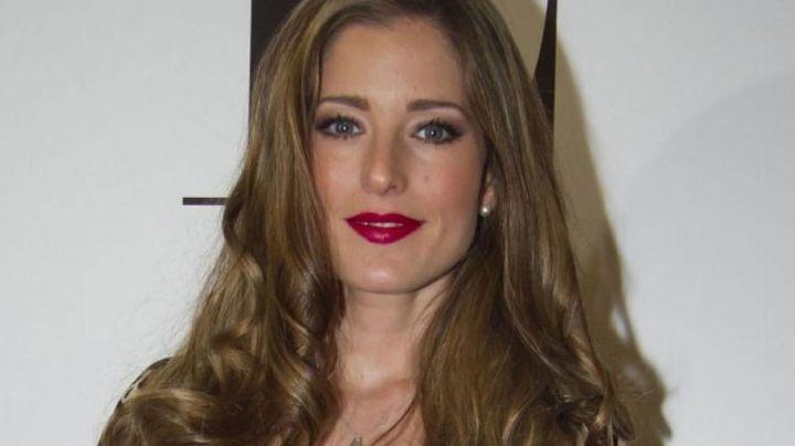 María Inés, la exalumna de 'La Academia', deslumbra al mostrarse con tremendo 'look' de invierno