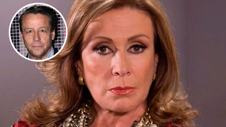 """Laura Zapata llama """"misógino"""" a Alfredo Adame tras enterarse de los insultos que él le hizo"""
