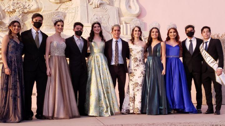 El Instituto La Salle celebra la coronación de sus reyes y reinas del ciclo escolar 2020