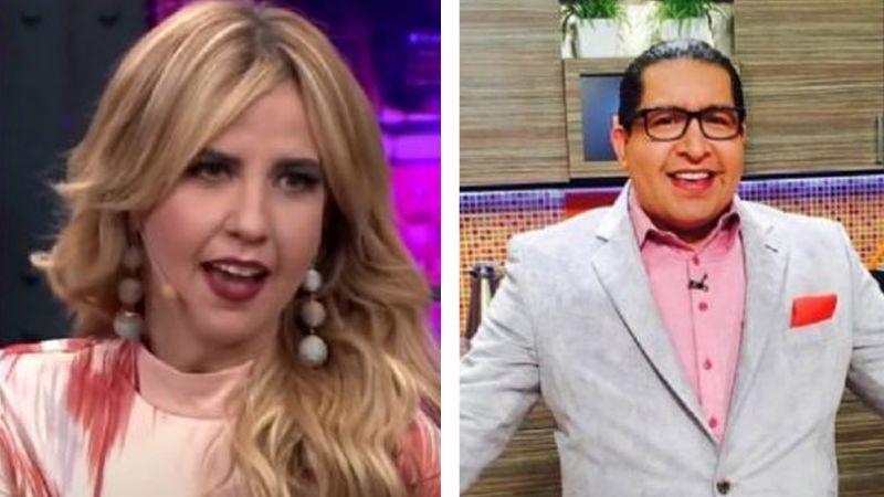 Tras veto de TV Azteca y traición a Bisogno, Raquel Bigorra es humillada por Kaffie