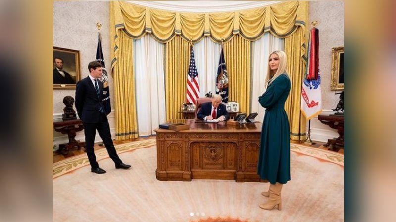 Ivanka Trump compra en millonaria suma una lujosa mansión de Julio Iglesias en Miami