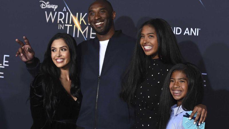 VIDEO: Kobe Bryant, de estrella de la NBA a un entregado padre de familia
