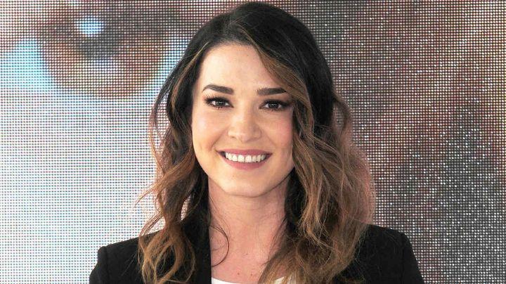 Laura G se deja asesorar por conductora de TV Azteca y aparece impactante en 'VLA'