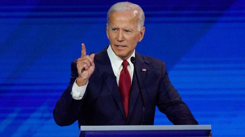 """""""Hasta 'Mickey Mouse' le ganaría a Trump"""": Joe Biden sobre elecciones"""