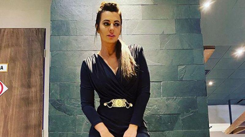 VIDEO: Cecilia Galliano prende fuego a Instagram con atrevido escote