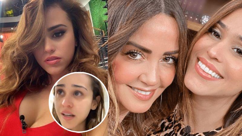 ¿Volverá? Legarreta posa con leyendas de Televisa y Yanet García reacciona