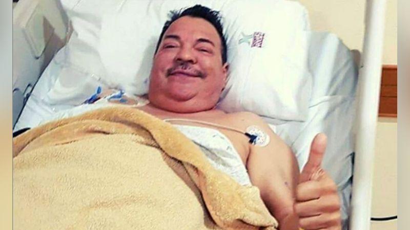 """""""A esto le tengo miedo"""": Julio Preciado cuenta lo que vivió tras su operación"""