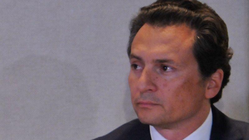 Emilio Lozoya a prisión provisional; se niega a ser extraditado a México