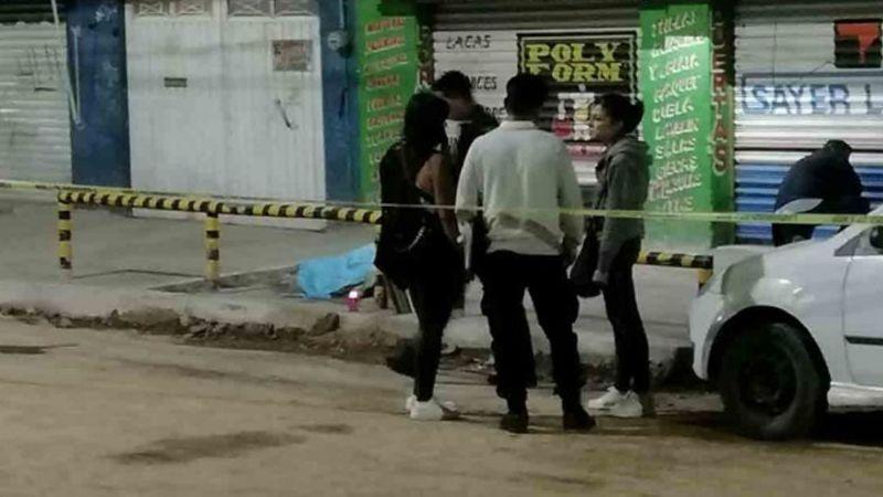 CDMX: Pistoleros ejecutan a hombre al salir de su casa en la alcaldía GAM
