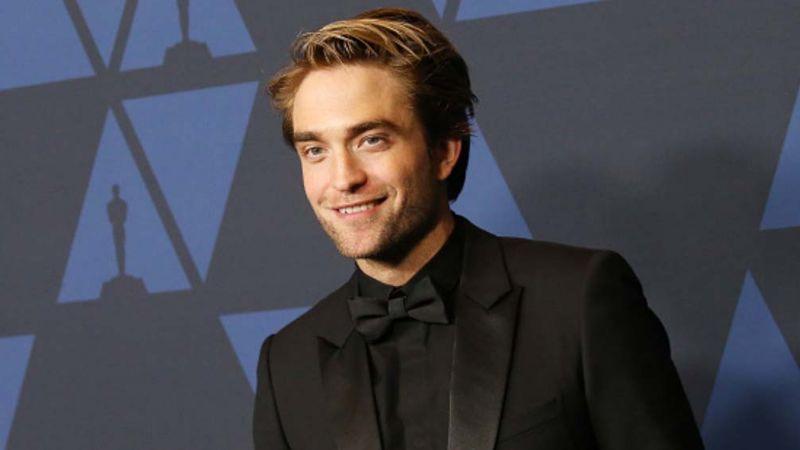FOTOS: Revelan las primeras imágenes de Robert Pattinson como 'Batman'