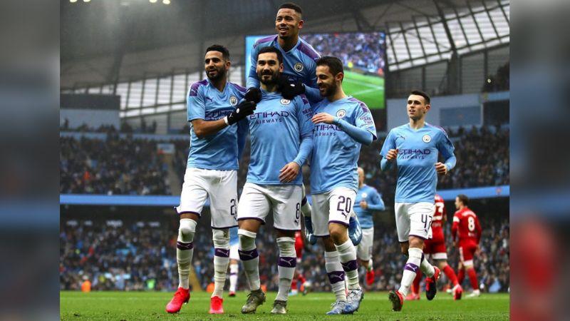 Manchester City aprovecha la caída del United y se proclama campeón de la Premier League