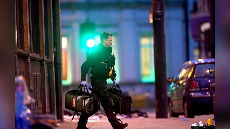 """Un muerto y tres heridos tras ataque en el sur de Londres; señalan """"terrorismo"""""""
