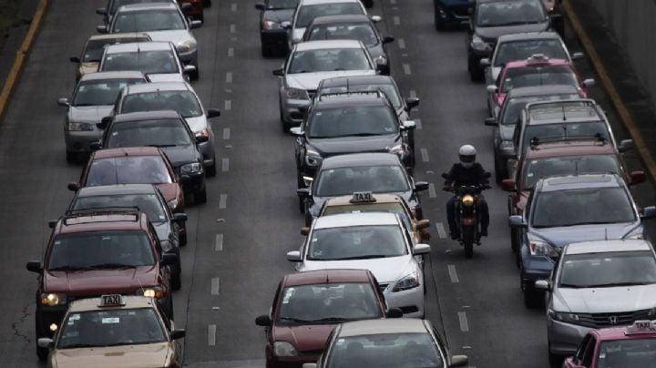 Programa Hoy No Circula: Autos que descasan en CDMX y Edomex este miércoles 25 de agosto